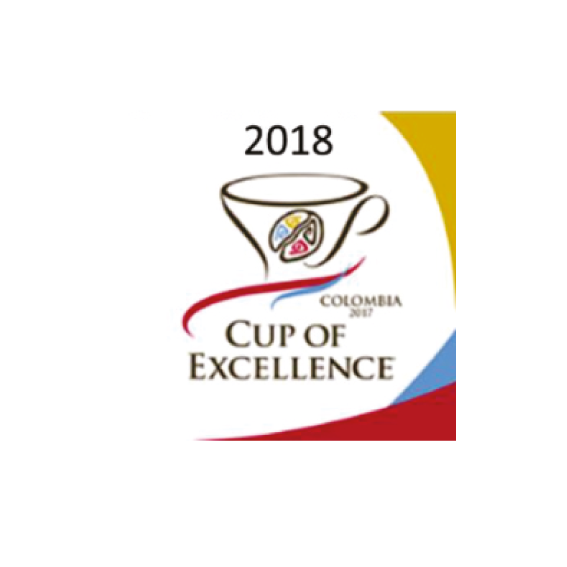 Colombian Exotic Coffee - price for cup of exellence 2018
