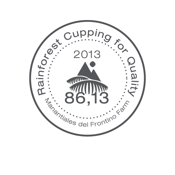 Colombian Exotic Coffee - price for rainforest cupping 2013