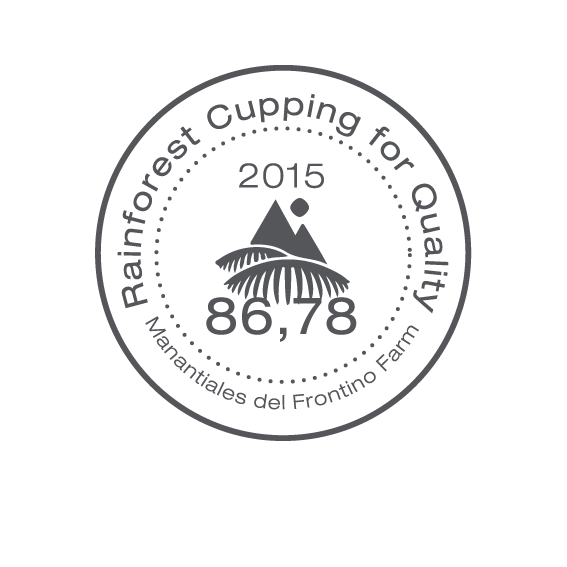 Colombian Exotic Coffee - price for rainforest cupping 2015