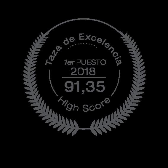 Colombian Exotic Coffee - price for taza de exelencia 2018 2