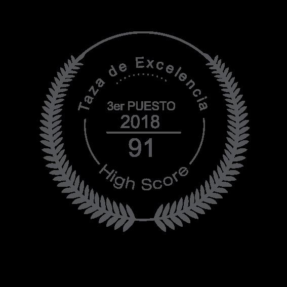 Colombian Exotic Coffee - price for taza de exelencia 2018